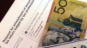 Tax Refund Amendment